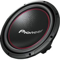 Pioneer - Subwoofer Componente De 12 Con Potencia Máxima De