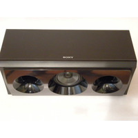 Bafle Parlantes Central Sony Muteki Ss-cnp7m