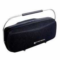 Parlante Stromberg Carlson Bt02 Bluetooth Nuevo, Gris/negro