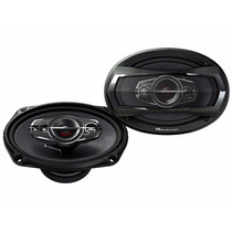 Parlantes Pioneer 6x9 Ts-a6995s 600w