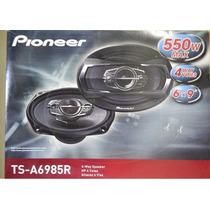 Parlantes Pioneer 6x9 Tsa6985 4 Vias 550 Watts - San Martin!