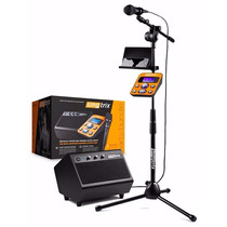 Karoke Singtrix Equipo Completo Parlante Microfono Local
