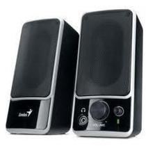 Parlantes Genius - Sp-m200 2.0ch Stereo Speaker El Mejor Pre