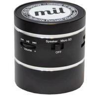 Parlante Mini Portatil C/microsd Y Bateria Celular/tablets