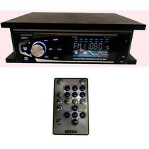 Amplificador Audio Mp3 Remot Usb Sd P Notebook Pc Celular Tv