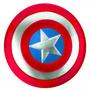 Parlante Portatil Escudo Del Capitan America Usb Micro Sd