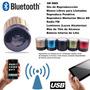 Parlantes Portatiles Bluetooth 3w Rms Lee Pendrive/memoria
