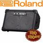 Roland Cube Street Ex Ampli Estéreo A Bateria Portatil