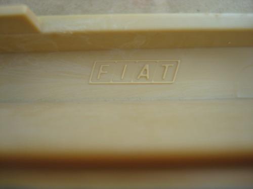 Parrilla De Frente - Fiat Tempra