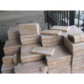 Tejuela Refractaria Ideal Parrilla, Hornos De 2*23*11,5 Cm