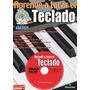 Método Aprendé A Tocar El Teclado Con Dvd De Regalo!