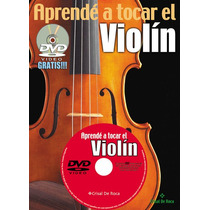 Libro Metodo Enseñanza De Violín Con Cd Flash Musical Envios