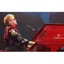 Partitura Piano Voz Letra Candle In The Wind Elton John 2x1