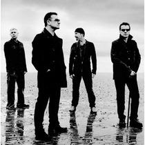 Libro Digital Con 14 Partituras Piano, Canto Y Guitarra - U2