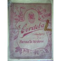Partitura Cordoba Two Step Arturo De Giovanni