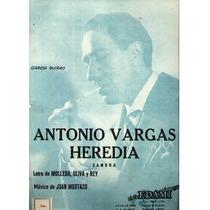 * Partitura Para Piano - Zamba - Antonio Vargas Heredia