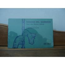 Flauta Danzas Del Barroco Para Dos Flautas Dietz Degen