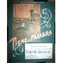 Partitura Tango Tiene La Palabra De Vicente Greco
