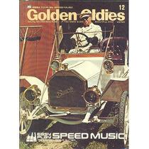 Partitura Nº 12 Golden Oldies Speed Music Ingles