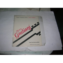 Partitura Guitarra Mauro Giuliani Jerry Snyder Musica