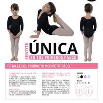 Malla Nena Ballet & Danza Abundance Mod. Petit Passe