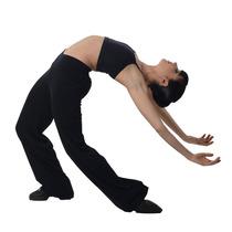 Pantalon Recto De Ballet & Danza Pilates Abundance Mod Samoa