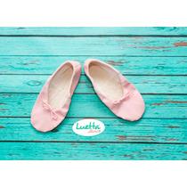 Zapatillas Danza Media Punta Cuerina , Badanas