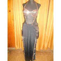 Vestuarios De Danza Árabe - Usados Una Postura - Impecables