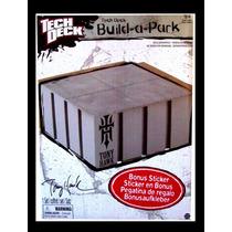 Tech Deck Construye Tu Parque Tony Hawk #plataforma Z. Dvt