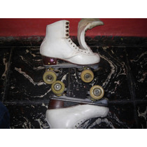 Patines Artistico Profesionales N°37