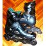 Rollers Rollerblade Pro Talle 42 43 Excelente Estado