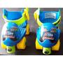 Patines Regulables Para Niños Talle 25-31 V8 Junior Skates