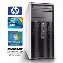 Pc Hp Dc7900 E8400 Core 2 Duo 3,00ghz 2gb Ram Disco 160gb