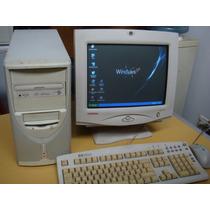Computadora Intel Pentiun 4 Completa