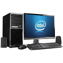 Pc Intel Dual Core G2030 | 2gb | 500gb Ideal Hogar U Oficina