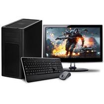 Pc Armada Gamer Intel I5 4440 + Wd 500gb + 8gb + Asus H81m