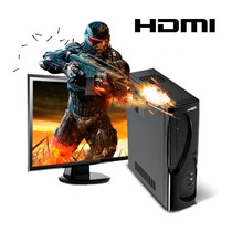 Mini Pc Armada Gamer Itx | Cpu Amd Athlon X4 | 4gb Ati Hdmi