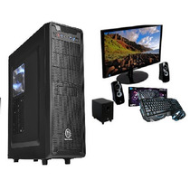Computadora Completa Con Monitor Led Windows Programas Kit