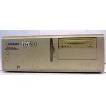 Pc Olidata Pentium 3 450 Mother Asus Placa Video Sonido Red