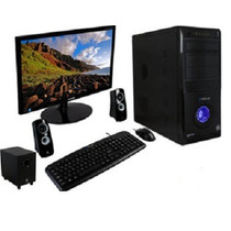 Computadora + Monitor Led + Kit Gamer + Windows + Programas