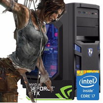 Pc Gamer Core I7 16gb 1tb Geforce Gtx 970 / R9 4gb Ddr5