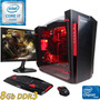 Pc Diseño Gamer Cpu Intel Core I7 4790 Asus Msi Hdmi 8gb 2tb