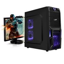 Pc Gamer Intel I5 + Gtx750 Ti 2gb Ddr5 + 1tb + 8gb + Blueray