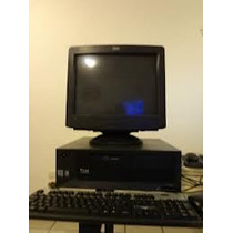 Pentium 4 Con Monitor ..1 Año De Garantia...!!!!