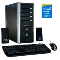 Computadora Pc Intel I3 4170 3.7ghz 4gb 500gb Usb 3.0
