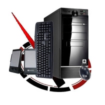 Pc Armada Amd Apu A4 4gb 500gb Video Hd7480d Dual Core Kit