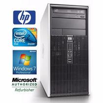 Pc Hp Dc7800 E6550 Core 2 Duo 2.33 Ghz 2gb Ram Disco 80 Gb