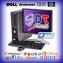 Computadora Dell/hp/ibm 1 Gb 160 Hd Con Wifi Incorporado !