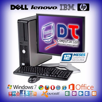 Computadora Dell/hp/ibm 1 Gb 160 Hd Con Wifi Incorporado !