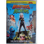 Dvd - Monstruos Vs. Aliens - Dreamworks - Nueva Cerrada